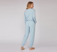 Bamboo Long Sleeve 2pcs Loungewear Set