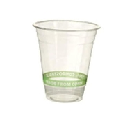Corn-based Biodegradable Compostable Clear Cold Cups by Eco-Products