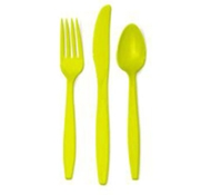 Recycled Plastic Utensils by Recycline