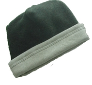 Eco Wool and Organic Cotton Kids Beanie