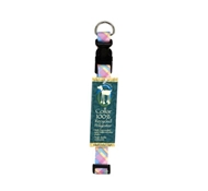 Recycled Dog Collar in Tropical Madras ($7.95 - $8.95)