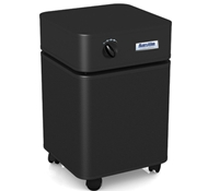 Allergy Machine Air Purification System in Black