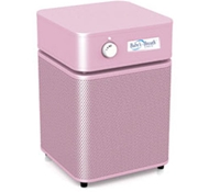 Baby's Breath Air Purifier Filtration System in Pink