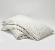 Coyuchi Organic Cotton & Linen Birch Duvet Covers