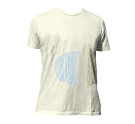 Silkworm Natural Mens & Womens Organic Cotton Tee Shirt