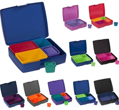 Laptop Lunches Mix & Match Lunch Box Systems